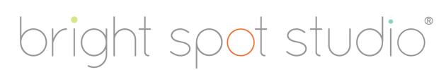 Bright Spot Studio by Tippi Thole :: Positively smart design